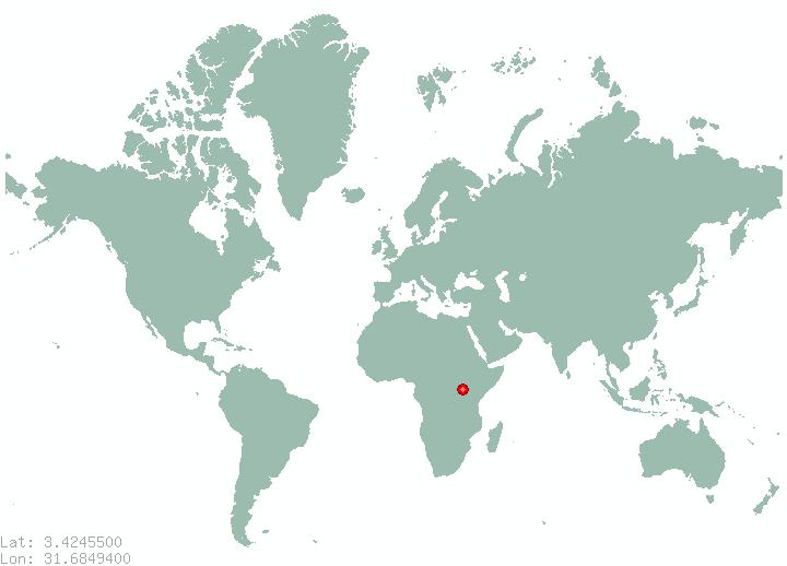 Places in Uganda - find information on all places in Uganda - Uganda ...